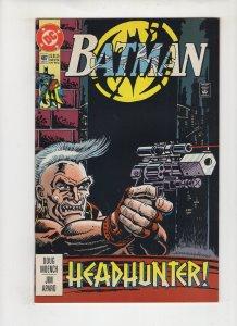 Batman #487 (1992) BN#12