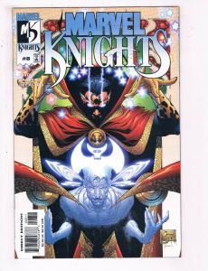 Marvel Knights #8 VF Marvel Comics Comic Book Dixon 2001 DE22