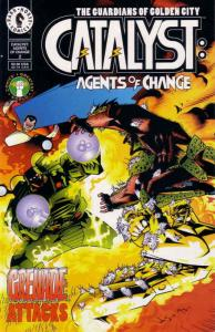 Catalyst: Agents of Change #2 VF/NM; Dark Horse | save on shipping - details ins