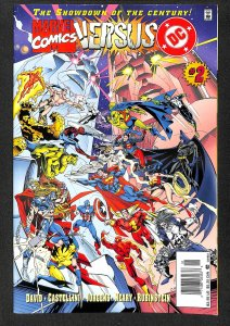 DC versus Marvel/Marvel versus DC () #2