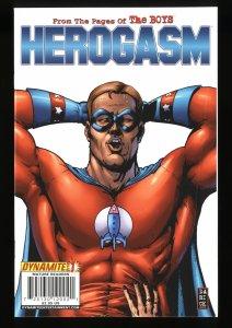 The Boys: Herogasm #1 VF+ 8.5 1st Soldier Boy!