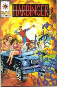Harbinger (1992 series) #24, NM (Stock photo)