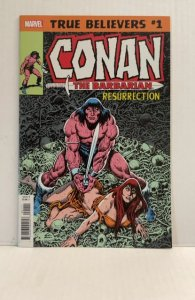 True Believers: Conan the Barbarian: Resurrection #1 (2019)