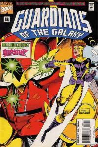 Guardians of the Galaxy #56 VF/NM; Marvel | save on shipping - details inside