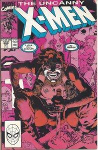 Uncanny X-Men #260 (Apr 1990) - Dazzler & the Muir Island X-Men (incl Banshee)