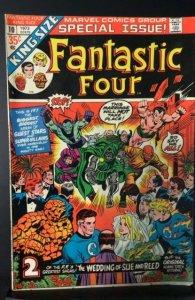 Fantastic Four Annual #10 (1973)