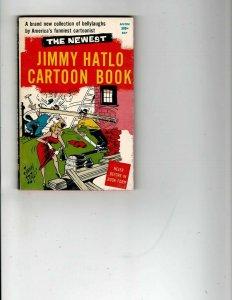3 Books Jimmy Hatlo Cartoon Book The Brady Bunch The Illustrated Elvis JK26