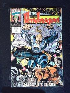 Knights of Pendragon (UK) #5 (1992)