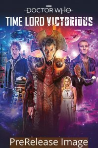 DOCTOR WHO TIME LORD VICTORIOUS (2020 TITAN) #1 PRESALE-09/02