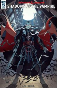 Dungeons & Dragons (2nd Series) #5 VF; IDW | save on shipping - details inside