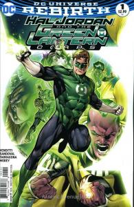Hal Jordan And the Green Lantern Corps #1 VF/NM; DC   save on shipping - details