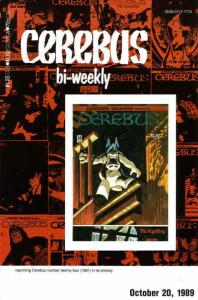 Cerebus Bi-Weekly #24 FN; Aardvark-Vanaheim | save on shipping - details inside