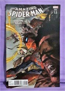 Jose Molina AMAZING SPIDER-MAN #1.5 Simone Bianchi 1:25 Variant (Marvel, 2016)!