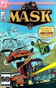 Mask (1st Series) #1 VF; DC | save on shipping - details inside