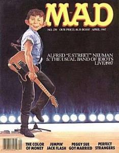 Mad (1952 series) #270, VF (Stock photo)