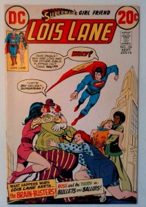Superman's Girlfriend Lois Lane #126 DC 1972 FN+ Bronze Age Comic Book 1st Print