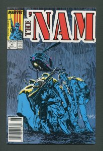 The Nam #6   /  9.2 NM- 9.4 NM  /   Newsstand /  May 1987