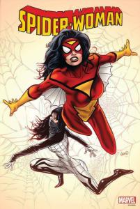 Spider-Woman Poster by Greg Land (24 x 36) Rolled/New!