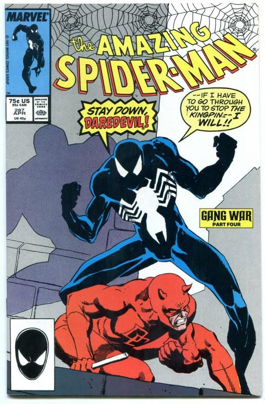AMAZING SPIDER-MAN #287 1987-MARVEL COMICS---- NM