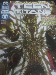 DC Teen Titans #22 Mint