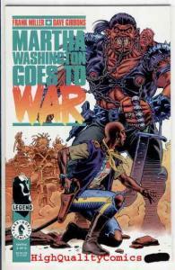 MARTHA WASHINGTON GOES TO WAR #3, NM+, ,Frank Miller, Guns,1994,Valley of Death