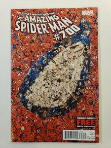 AMAZING SPIDER-MAN #700 ORIGINAL COVER VF/NM MARVEL COMICS 2013