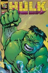 Hulk #1/2 (½ half) VF/NM; Marvel | save on shipping - details inside