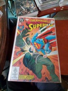 Adventures of Superman #497 (1992)