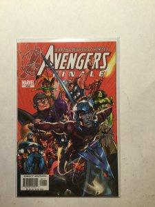 Avengers Finale 1 Near Mint Nm Marvel