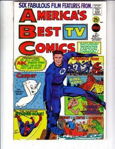 America's Best TV Comics #1 (Jan-67) VF High-Grade Spider-Man, Fantastic Four...