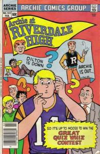 Archie at Riverdale High #101 FN; Archie | save on shipping - details inside