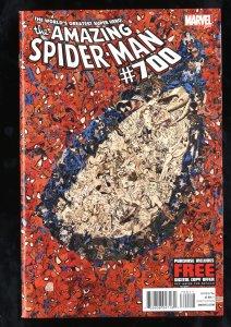 Amazing Spider-Man #700 NM- 9.2 Marvel Comics Spiderman