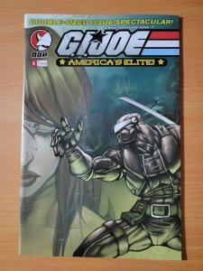 G.I. Joe America's Elite #6 ~ VERY FINE - NEAR MINT NM ~ 2005 DDP Comics