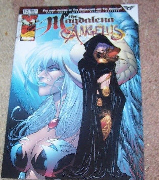 Magdalena / Angelus #1/2 (Nov 2001, Image) top cow