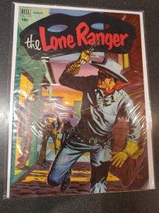 THE LONE RANGER #50 VF HIGH GRADE
