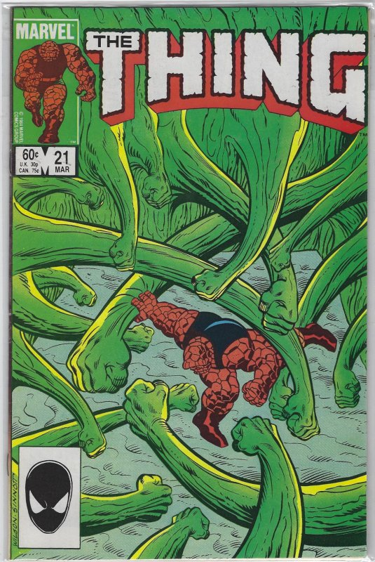 The Thing #21 (1985)
