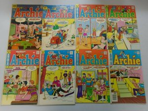 Bronze age Archie comic lot 33 different issues avg 5.0 VG FN