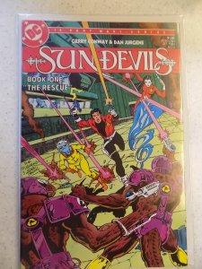 SUN DEVILS # 4