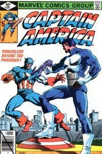 Captain America (1968 series) #241, Fine- (Stock photo)
