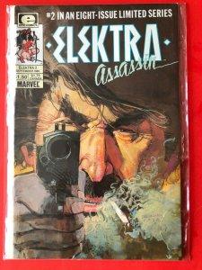 ELEKTRA ASSASSIN V1 #1 1986 MARVEL EPIC / NM/NM+