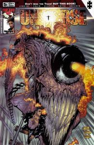 Universe #5 VF/NM; Image   save on shipping - details inside