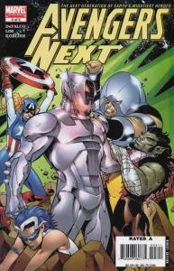 Avengers Next #3 VF/NM; Marvel | save on shipping - details inside