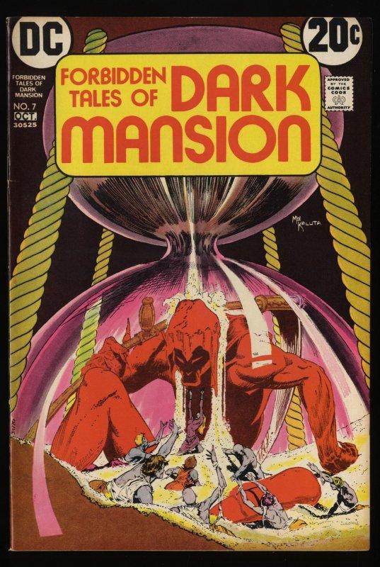 Forbidden Tales of Dark Mansion #7 FN/VF 7.0