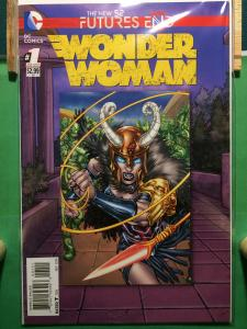 Wonder Woman #1 The New 52 Futures End
