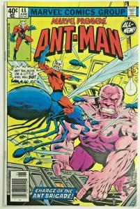 MARVEL PREMIERE#48 VF/NM 1979 ANT-MAN BRONZE AGE COMICS