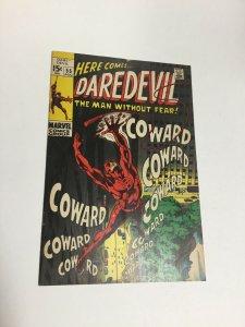 Daredevil 55 Fn/Vf Fine/Very Fine 7.0 Marvel Comics Silver Age