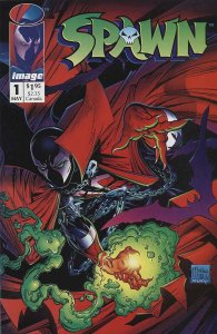 Spawn #1 (ungraded) stock photo ID#009