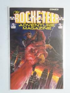 Rocketeer Adventure Magazine (1988) #2 - 8.0 VF - 1989