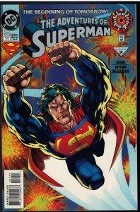 Adventures of Superman #0 (DC, 1994)