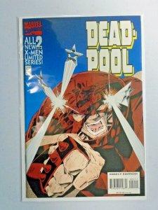 Deadpool #2 - Mini Series - 6.0 - 1994